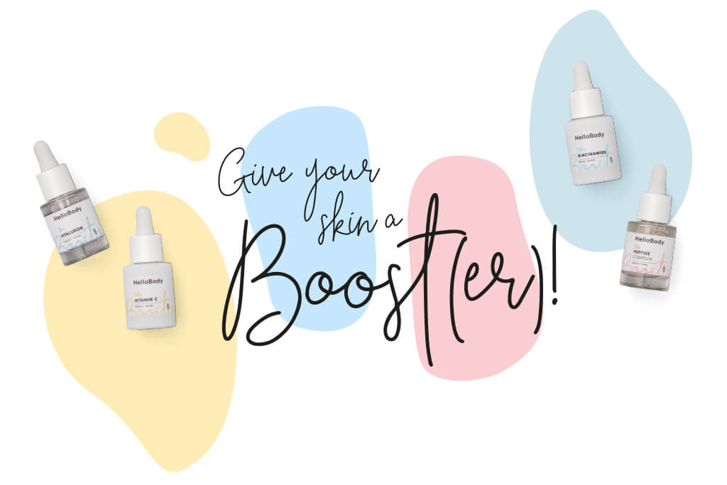Give Your Skin A Booster